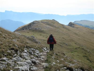 french walking holiday ridges panoramas vercors mountains