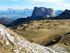 vercors alps alpine walking holiday France